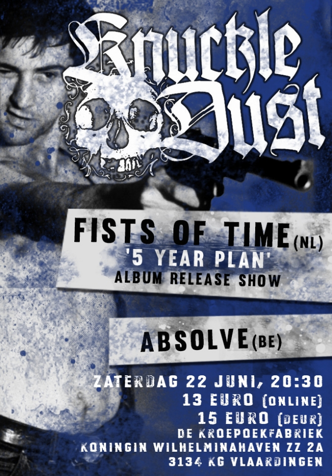 Fists Of Time 5 Year Plan Cd Digipack